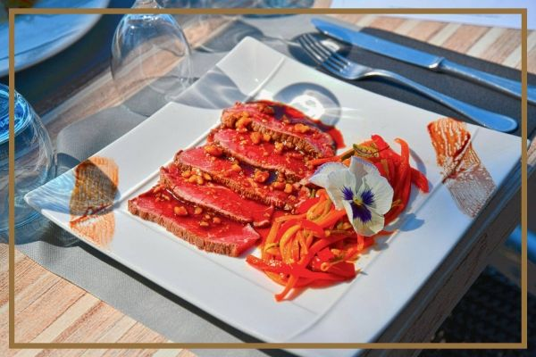 La Villa Madrigual - Restaurant Carry le Rouet